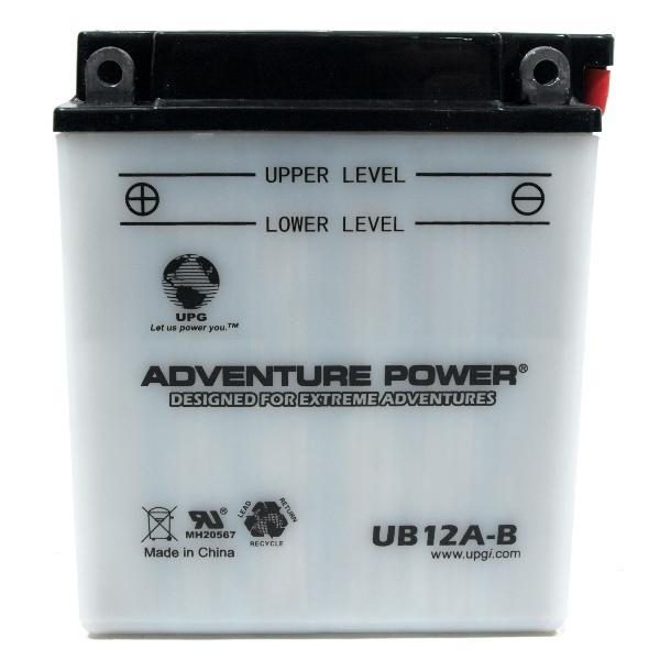 Batterie Honda XL600 V Transalp PD06 Bj 1989 JMT Lithium YB12A-B HJB12-FP